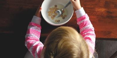 The most common mistakes in baby diets